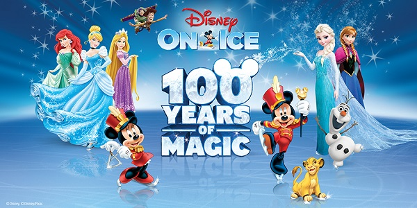 Disney on Ice Ottawa Frozen