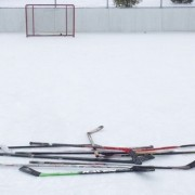 Outdoor Hockey Rink