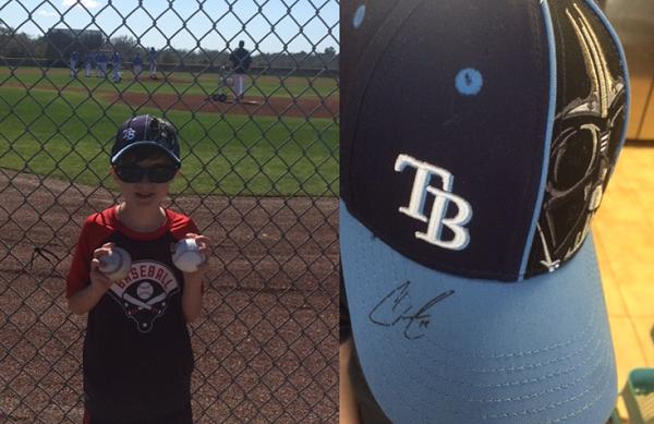Rays Baseball Gear