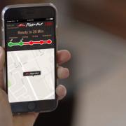 Pizza Hut GPS Tracker