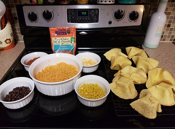 Cook With Kids Days Uncle Ben's