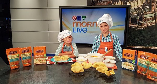 International Cook With Your Kids Day