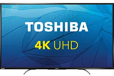 Best Buy Toshiba 55 4K TV