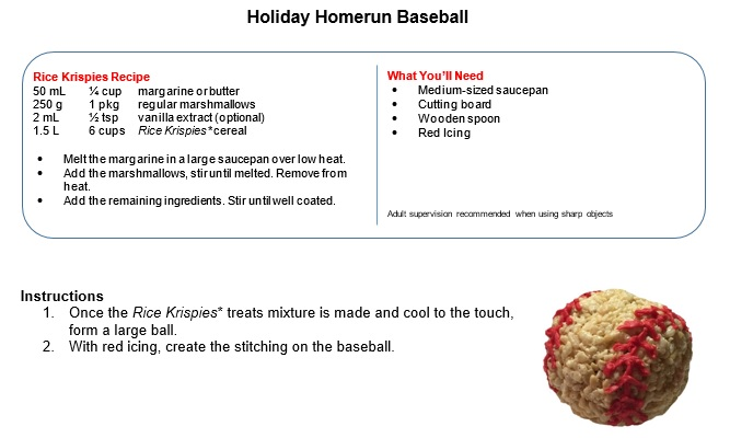 Treats For Toys Holiday Homerun