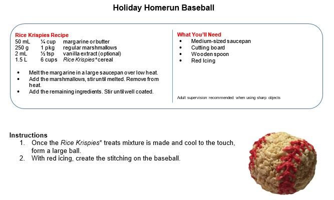 Treats For Toys Holiday Homerun