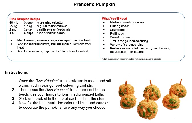 Treats For Toys Prancer's Pumpkins