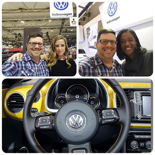 VW Canada Event