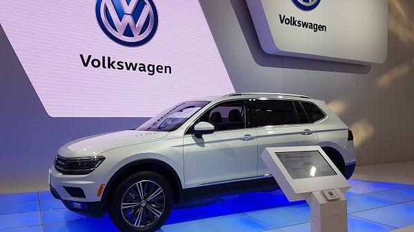 Volkswagen Tiguan Redesign