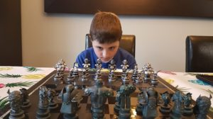 Chess Master Kid
