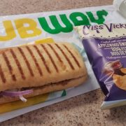 Subway Panini Header