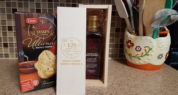 Dare's Limited Edition Maple Crème
