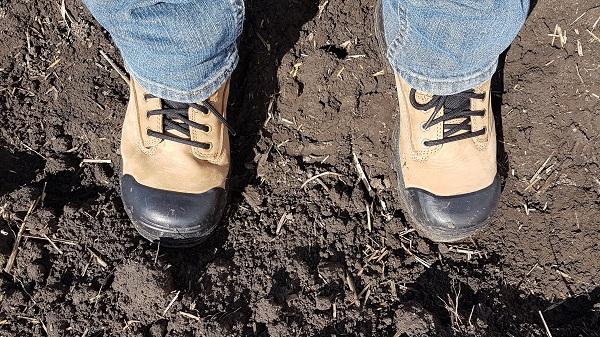McCain Farm Muddy Boots