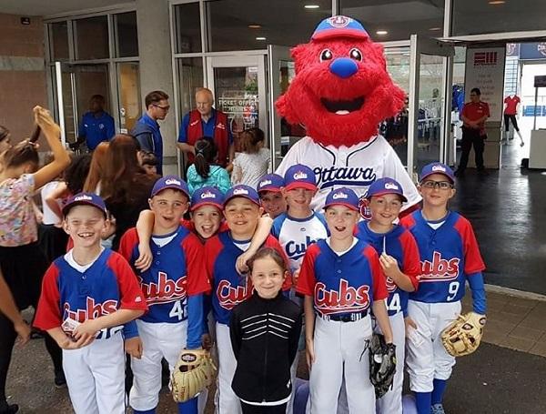 Lucas Under Armour Baseball