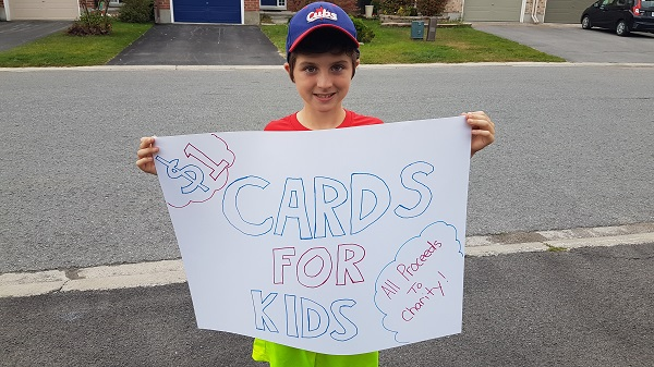 Cards For Kids Planet Fitness