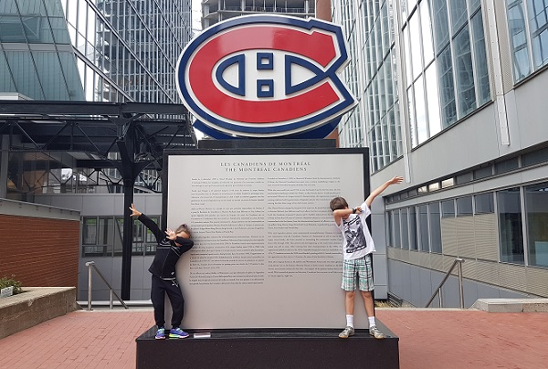 Montreal Canadiens Dab