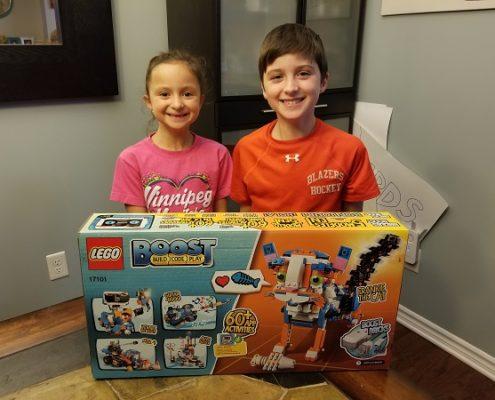 LEGO Boost 1