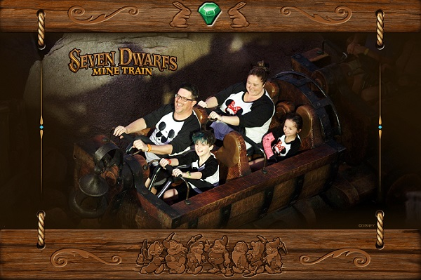 DisneySMMC Seven Dwarfs Mine Train