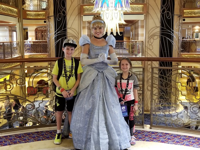Disney Dream Cinderella