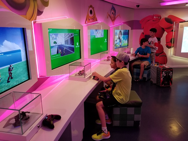 Disney Dream Games Room Kids Club