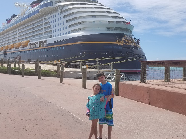 Disney Dream Kids Ship