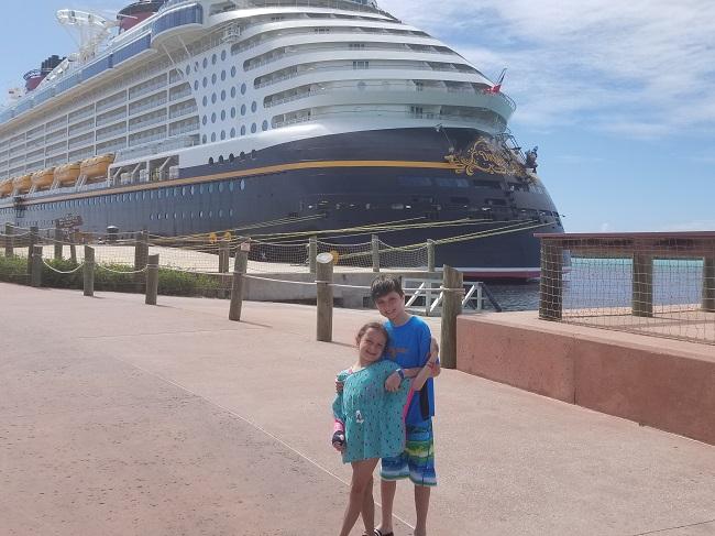 Disney Dream Kids Ship