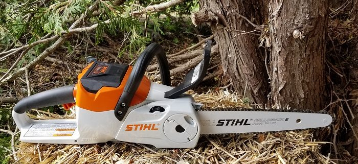 Chris Read STIHL 3