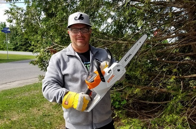 Chris Read STIHL 5