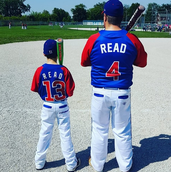 Father Son Baseball