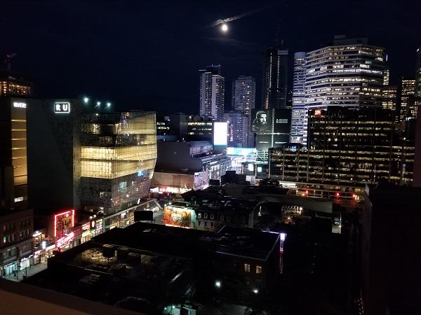 Chelsea Hotel Toronto Parking