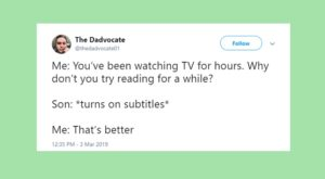 Canadian Dad Funniest Parenting Tweets 1