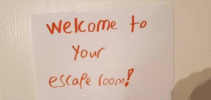 Kids Escape Room Header